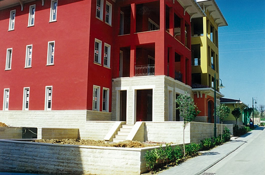 KEMER COUNTRY HOUSING COMPLEX
