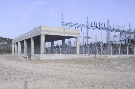 DISTRIBUTION SUBSTATION AND SWITCHYARD CONSTRUCTION
