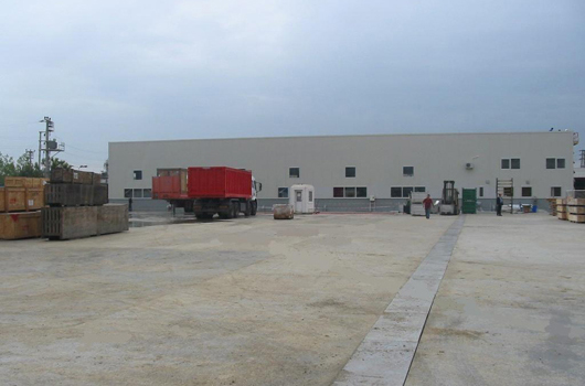 AREVA T&D PLANT INDUSTRIAL FLOORS AND MOTORWAYS